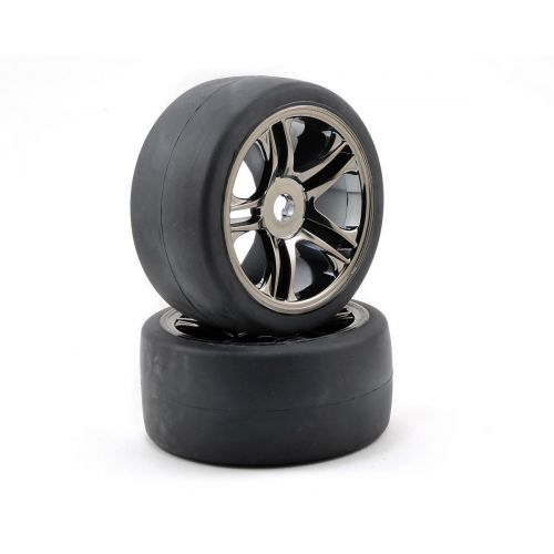 Kola tył 2szt. do XO-1 / Split-spoke Wheels & Slick Tires (S1 compound)
