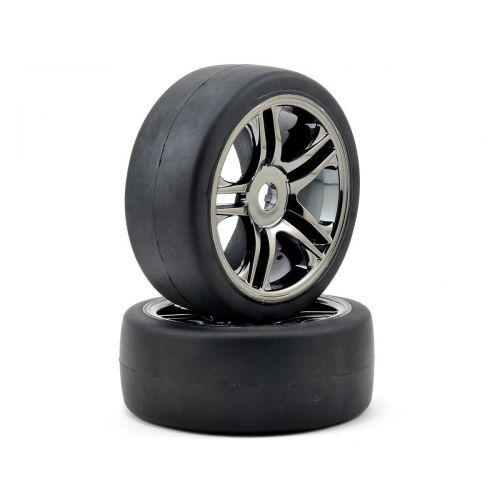Kola przód 2szt. do XO-1 / Split-spoke Wheels & Slick Tires (S1 compound)