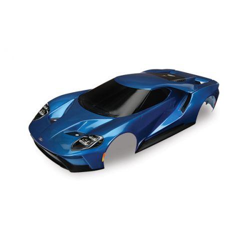 Karoseria Ford GT 1/10 (niebieska)