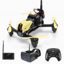 Dron wyścigowy H122D X4 Storm FPV + gogle + monitor LCD
