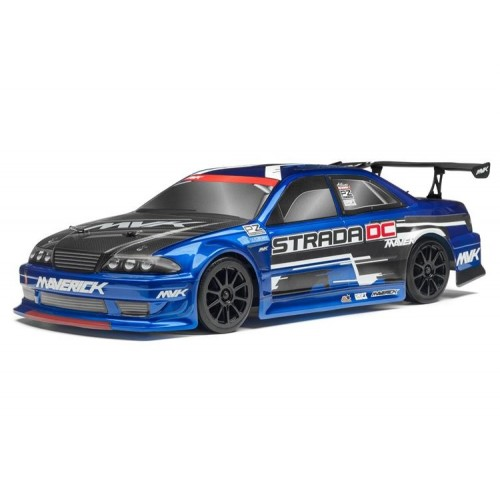 Karoseria DRIFT CAR PAINTED BODY BLUE (DC)