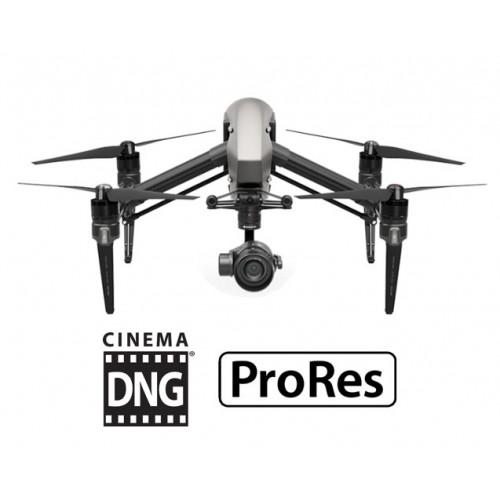 Dron Inspire 2 Combo + Kamera X5S + Licencje