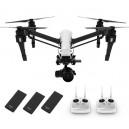 Dron Inspire 1 PRO RAW + 2x Nadajnik + 2x SSD 512GB