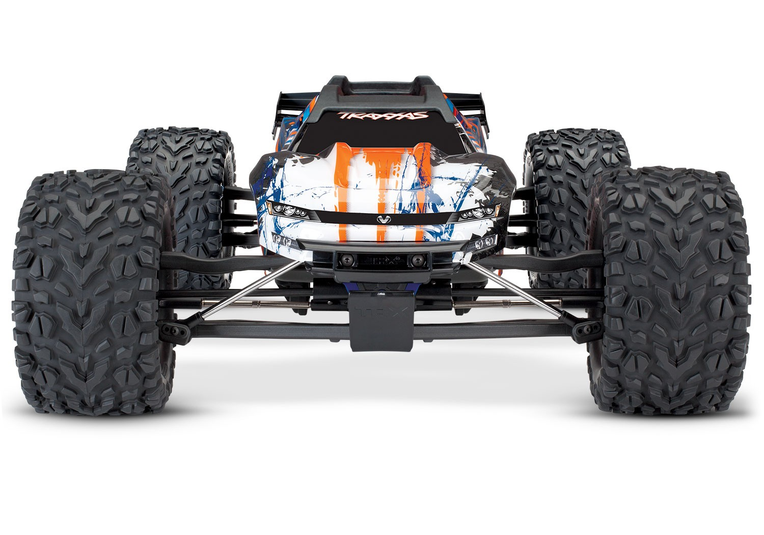TRAXXAS E-Revo 4WD Brushless Monster Truck 1/10 86086-4