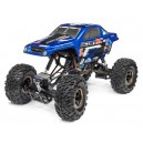 Karoseria CLEAR SCOUT RC BODYSHELL W/DECALS