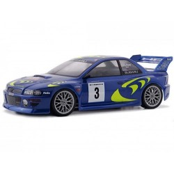SUBARU IMPREZA WRC '98 BODY (190mm)