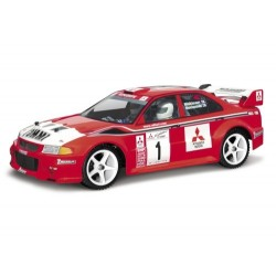 MITSUBISHI LANCER EVOLUTION VI WRC BODY (190MM)