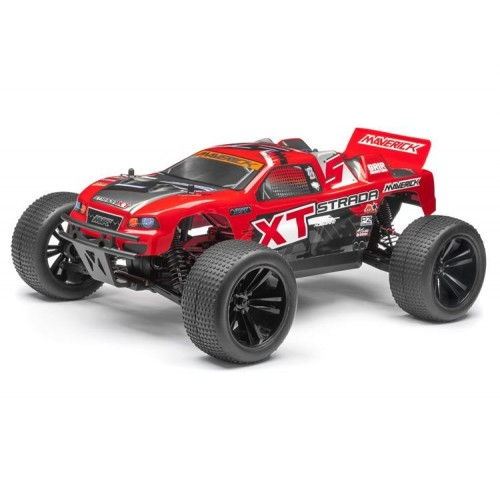 Karoseria TRUGGY PAINTED BODY RED (XT)