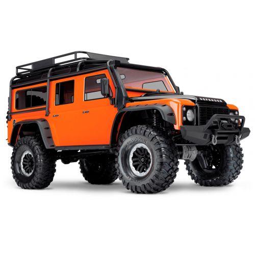 TRX-4 Land Rover Defender Orange RTR