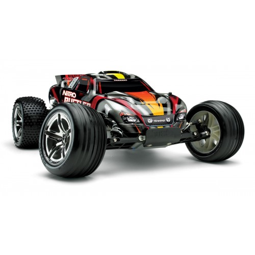 Nitro Rustler 2WD 1/10 Stadium Truck + Stabilizacja TSM