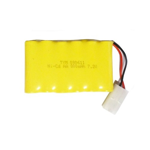 Akumulator 800mAh 7,2V NiCd TAMIYA