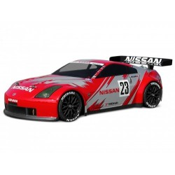NISSAN 350Z NISMO GT RACE BODY (190MM)