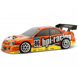 HPI RACING IMPREZA BODY (190MM/WB255MM)
