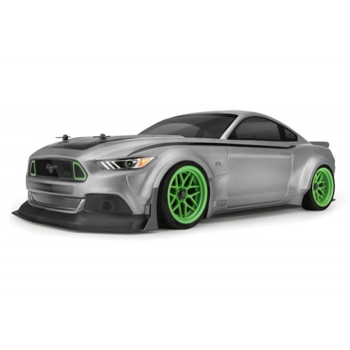 Karoseria FORD MUSTANG 2015 CLEAR BODY RTR SPEC 5 (200MM)