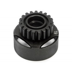RACING CLUTCH BELL 19 TOOTH (1M)