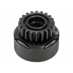 RACING CLUTCH BELL 20 TOOTH (1M)