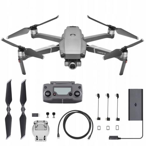 Dron Mavic 2 Zoom + Szkolenie -20%