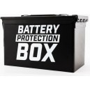 Metalowa skrzynka ochronna na akumulatory LiPo
