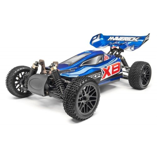 Karoseria BUGGY PAINTED BODY BLUE (XB)