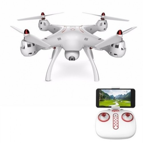 Nowość! Dron X8SW-D + Obrotowa kamera HD + Barometr