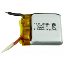 Akumulator LiPo 180mAh 3,7V 1S - X20