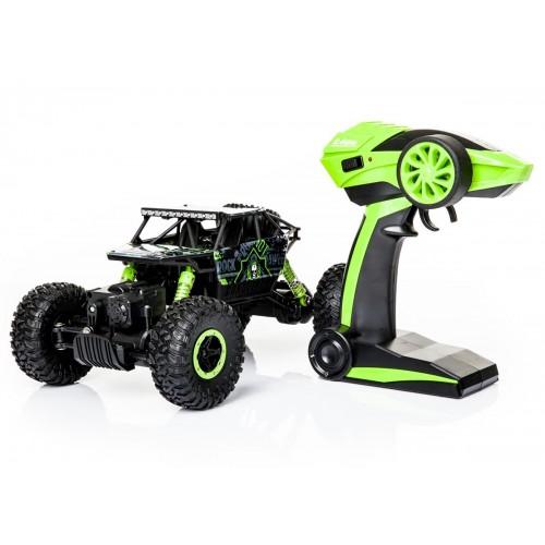 Rock Crawler 4WD 1/18 (zielony)