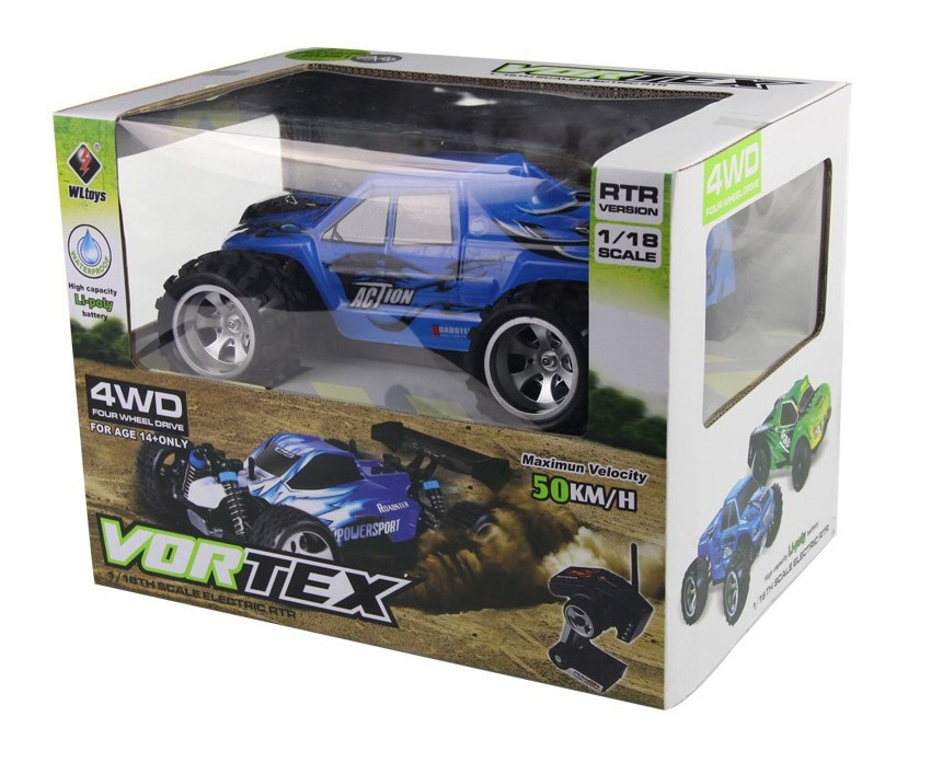 WLTOYS Vortex Monster Truck A979
