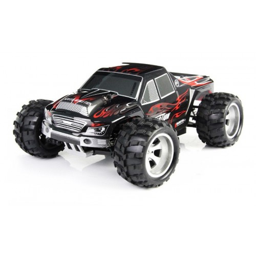 Auto VORTEX Monster Truck 4WD 1/18 2.4GHz 50km/h (czarny) A979