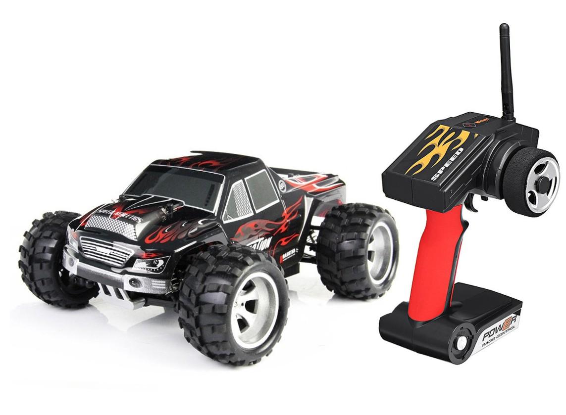 WLTOYS Vortex Monster Truck A979