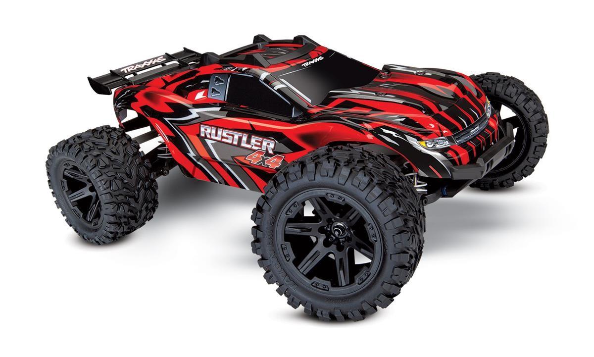 TRAXXAS Rustler XL-4 4x4 1/10 RTR