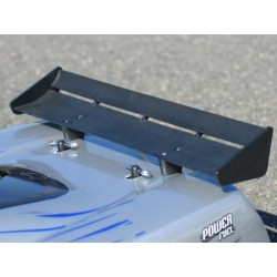 MOLDED WING SET (2 TYPES/1/10 SCALE/BLACK)