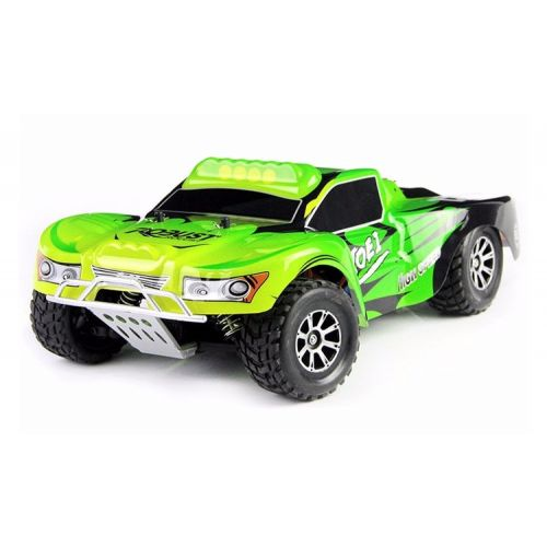 Auto VORTEX Short Course Truck 4WD 1/18 2.4GHz 50km/h (zielony) A969