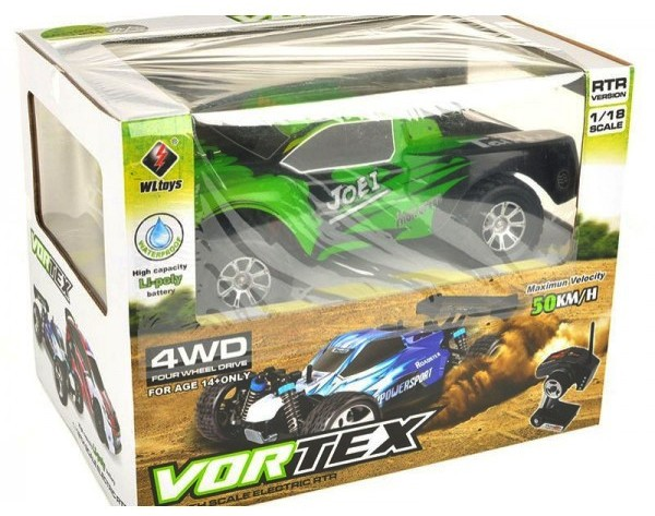 WLTOYS Vortex Short Course Truck A969