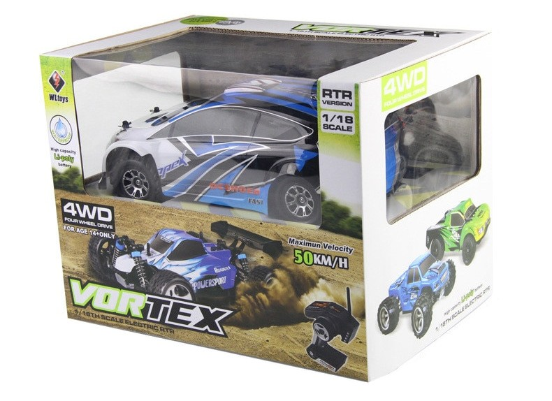 WLTOYS Vortex Rally Car A949