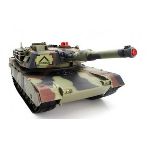 Czołg Leopard RTR 1/18 2.4GHz (zielony)