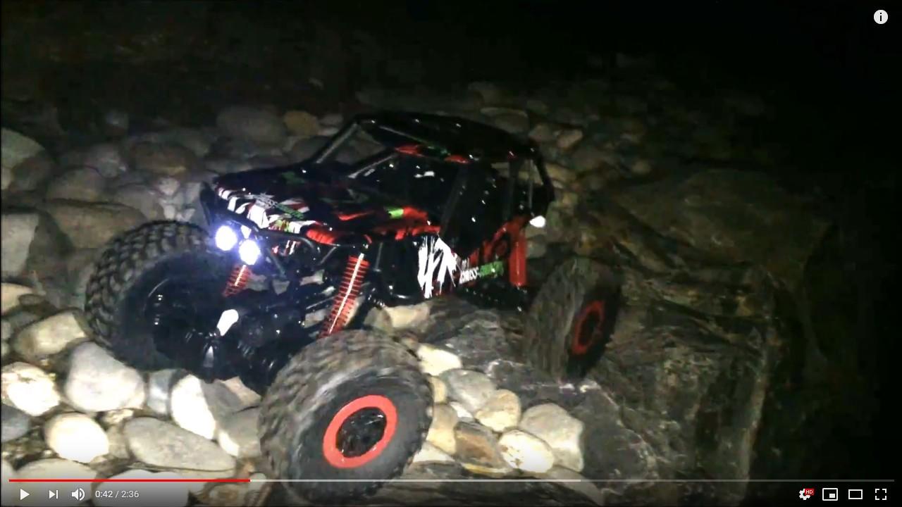 HB Rock Crawler 1/10 P1003