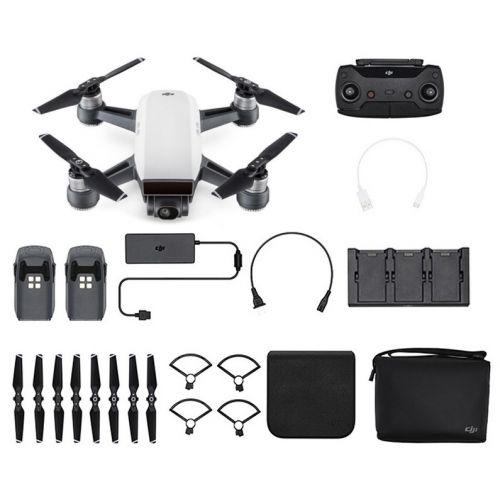 Dron Spark Fly More Combo Alpine White + Szkolenie -20%