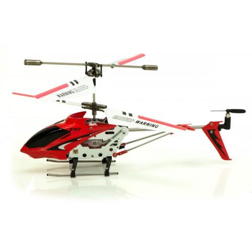 Helikopter S107G (czerwony)