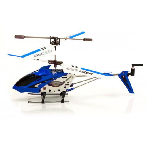 Helikopter S107G (niebieski)