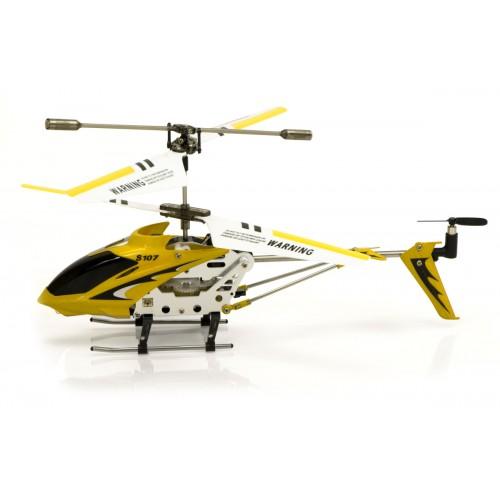 Helikopter S107G (żółty)