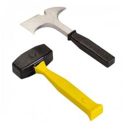 ABSIMA Axe & Hammer - Painted