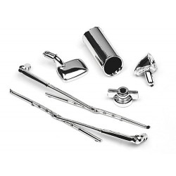 BODY ACCESSORIES SET (CHROME)