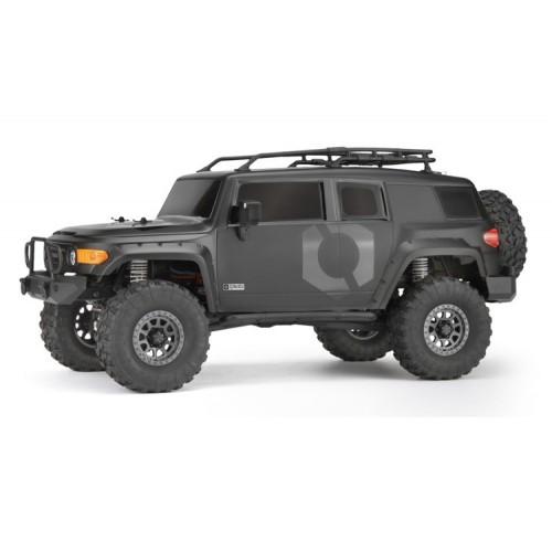 Venture FJ Cruiser 4WD 1/10 Scale Crawler (Matte Black)