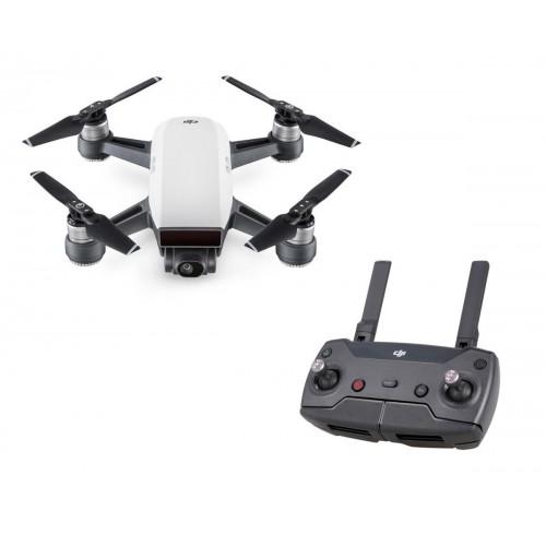 Dron Spark Alpine White + Aparatura + Szkolenie -20%