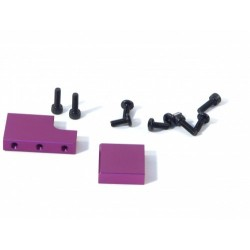 ENGINE MOUNT 20MM (PURPLE)