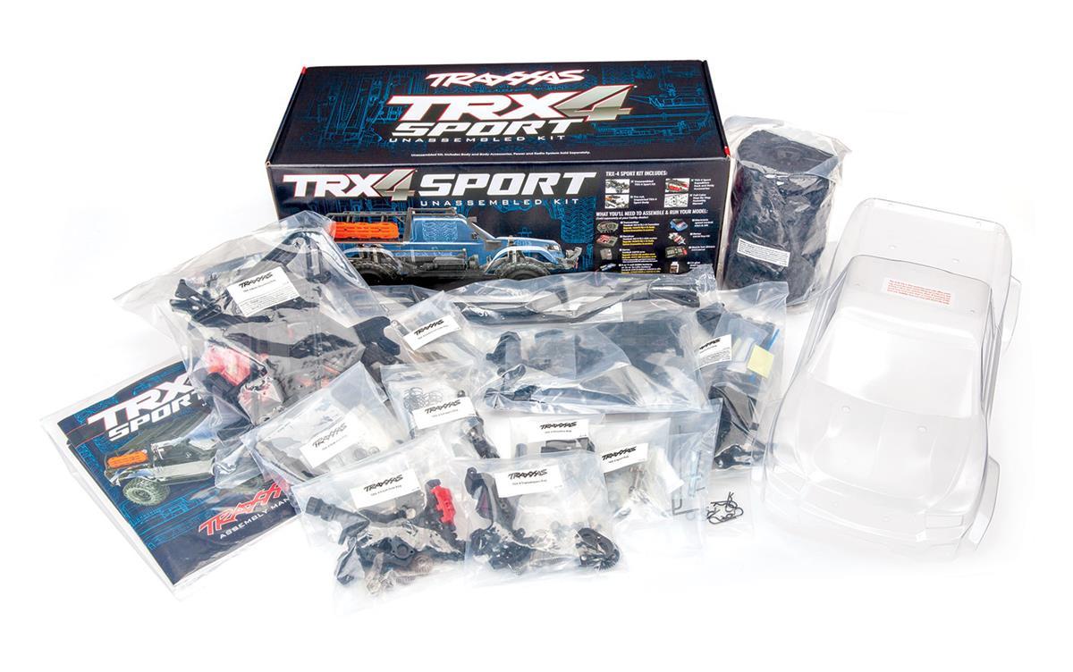 TRX-4 Sport Kit