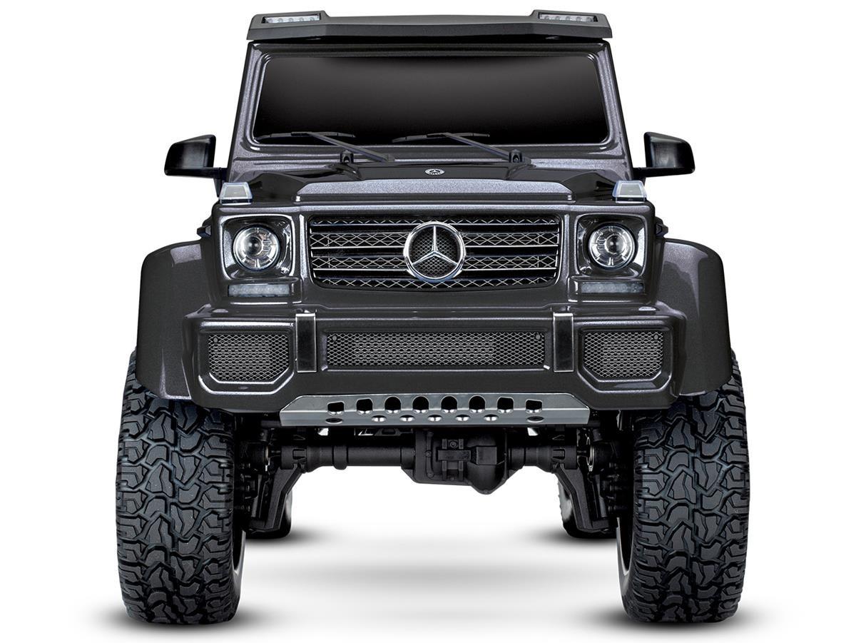 TRAXXAS TRX-4 Mercedes Benz G500