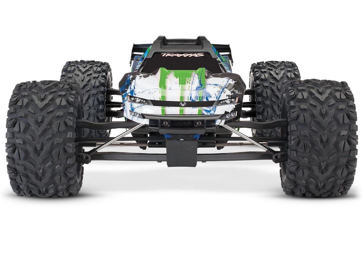 TRAXXAS E-Revo 4WD Brushless Monster Truck 1/10 86086-4