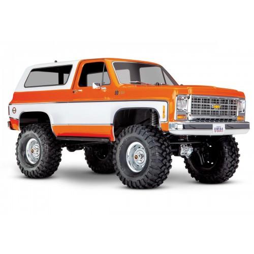 TRX-4 Chevrolet K5 Blazer (Pomarańczowy)