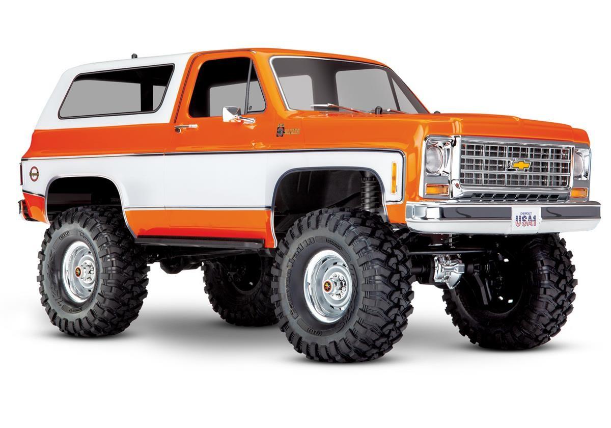 TRAXXAS TRX-4 Chevrolet K5 Blazer